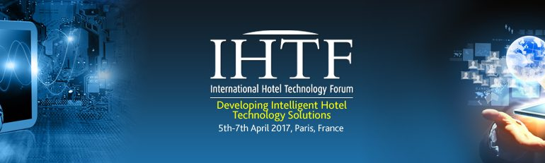 Fairmas will attend the International Hotel Technology Forum (IHTF)