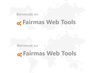 New: FairPlanner online now available in Spanish and French