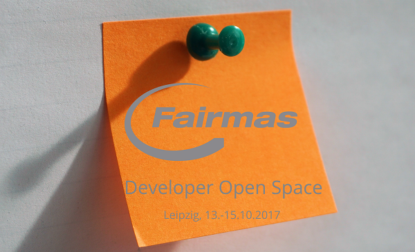 Fairmas takes part again in Developer Open Space 2017