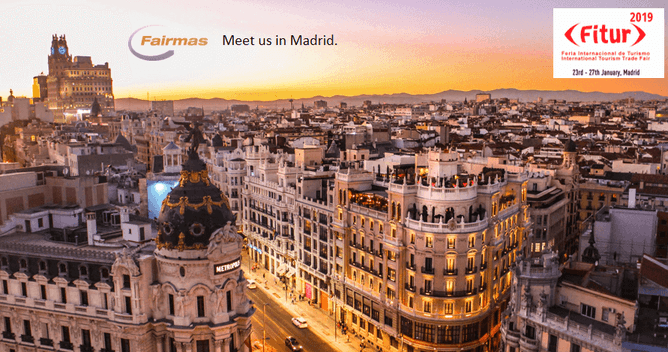 Fairmas presents hotel financial planning software at FITUR 2019