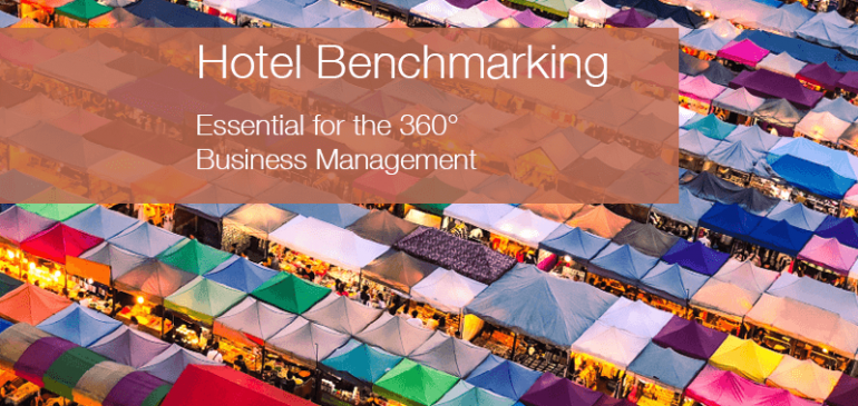 Benchmarking for 360° business Management