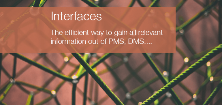 Interface integration – the essential for better decisions