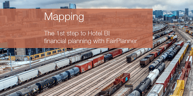 Mapping – the first step towards automation and standardization of financial planning