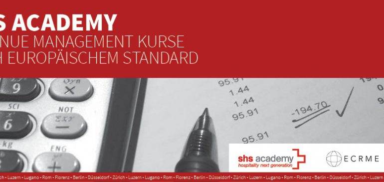 SHS Academy – Revenue-Management-Kurse