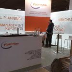 Fairmas @ ITB – The booth under construction