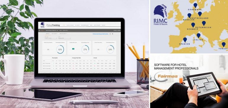 Die RIMC Hotels & Resorts automatisieren Revenue Monitoring mit Fairmas Software